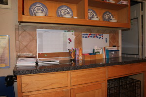 The Clean and Clutter Free School Counter