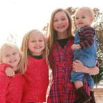 Hailey, Hannah, Hope and Harleigh